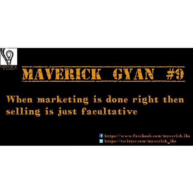 #maverickgyan #maverickmktng #selling  #mktngpurpose