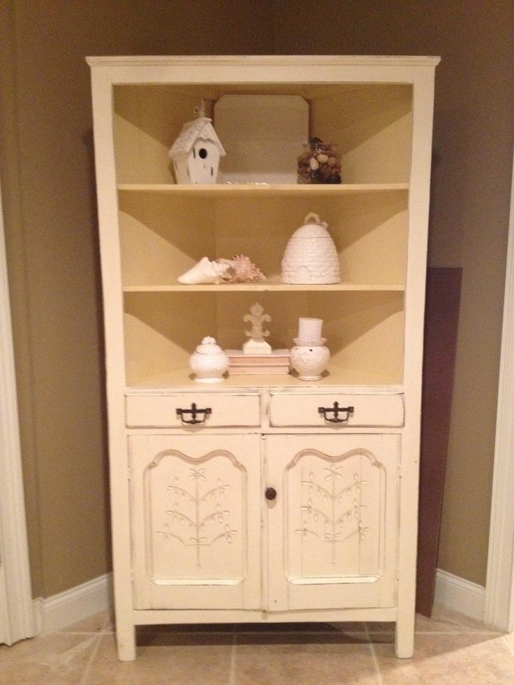 Sensible-Redesign: Antique Corner Cabinet - Best 25+ Antique Corner Cabinet Ideas On Pinterest Small Corner