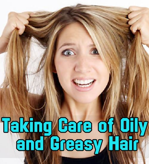 Oily and Greasy Hair Care  I have been looking for something like this
