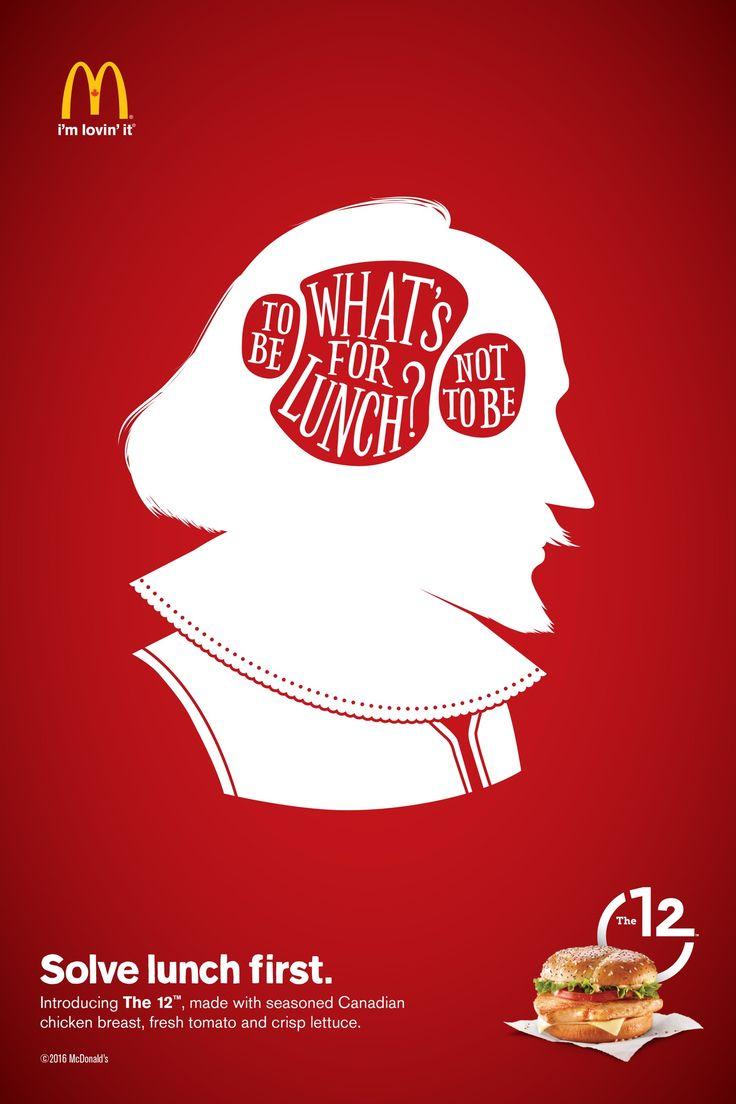 McDonald's: Shakespeare   Ads of the World™