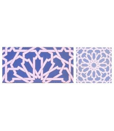 17 best images about azulejos artesanales on pinterest for Azulejo azul
