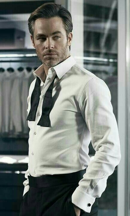 Chris Pine for Armani  Code Colonia