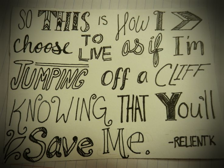 Relient K - Life After Death And Taxes (Chords)