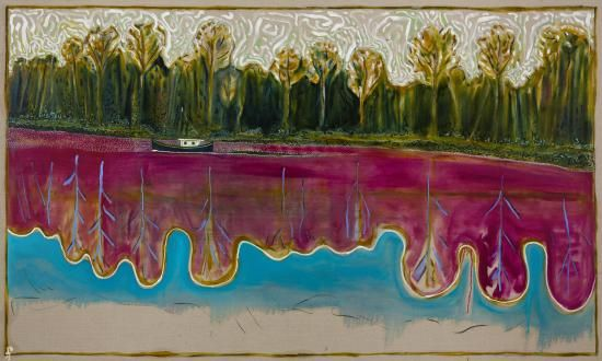 Billy Childish Art | THE GREAT BILLY CHILDISH IN THE FIRST GOOD SHOW AT CARL FREEDMAN ...
