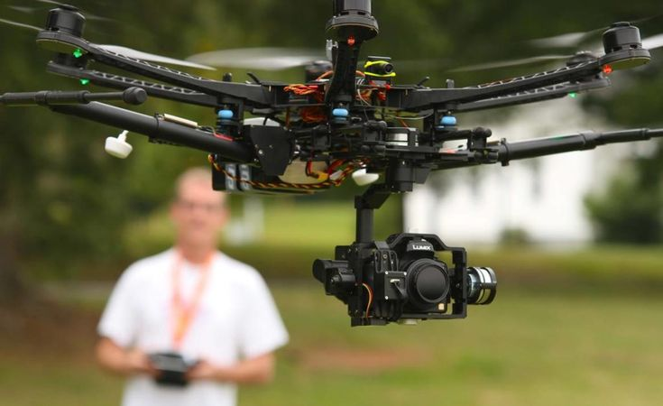 Best List of Top 26 Camera Drones for 2017