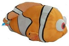"""Finding Nemo Small 9"""""""" Plush Toy"""