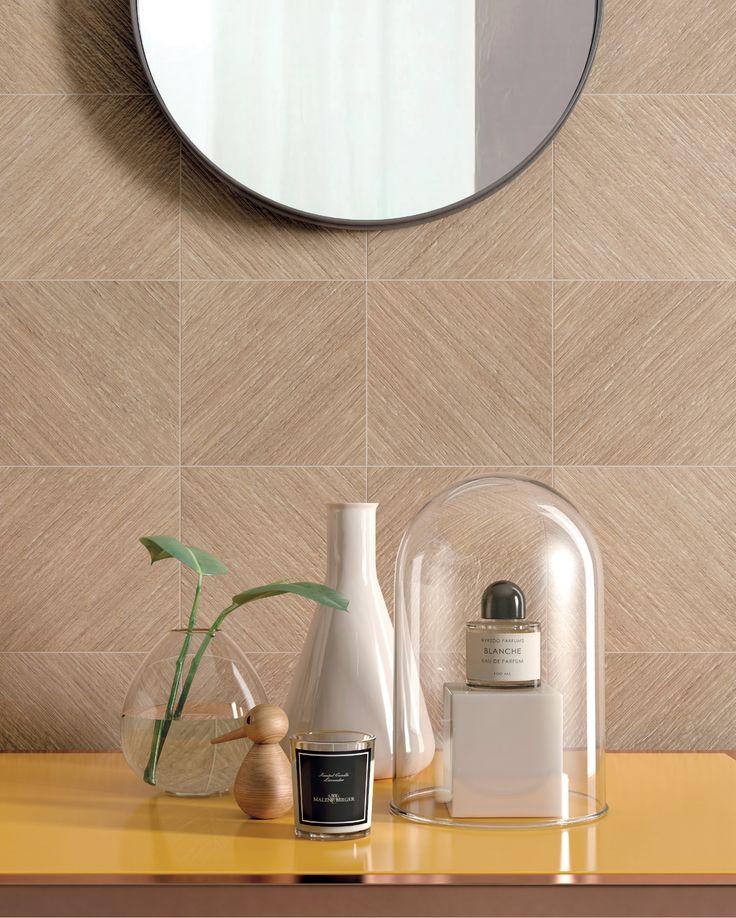 Trellis - La collezione Trellis, firmata dal designer Gordon Guillaumier, è caratterizzata da un segno grafico e lineare. Grès ceramico in due texture contemporanee, legno e cemento, stampati ed impressi su di un'unica lastra in grès, di grande formato. La palette cromatica ha toni neutri, adattabilli ad ogni spazio, i formati si arricchiscono di un classico rivisitato in chiave contemporanea: l'esagona.