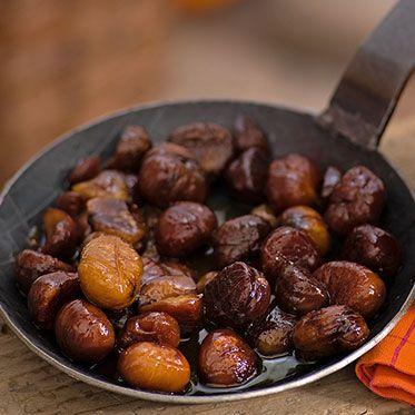 Glasierte Maronen Rezept | Küchengötter