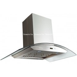 XtremeAIR 36 Inch Island Mount Range Hood with 900 CFM Centrifugal Blower, Stainless Steel Baffle Filters, Stainless Steel Oil CaptureTunnel, Ultra Quiet Dual Squirrel Cage Motor, 4 Speed Heat Touch Sensitive Electronic Control, LED Lighting System w/ LCD Display.  http://www.emoderndecor.com/xtremeair-36-inch-island-mount-stainless-steel-range-hood-px01-i36.html