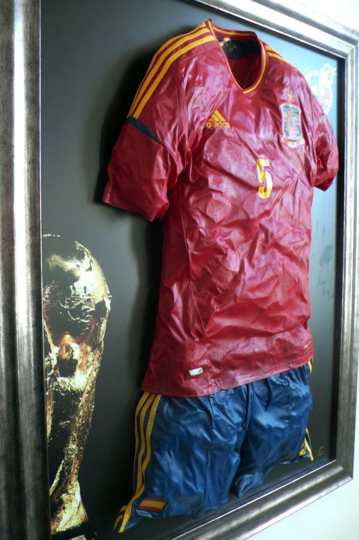 Camiseta de la Selección Española de Fútbol - Mundial 2010 | Irrepetibles