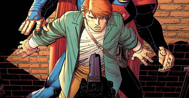 "Snyder Reveals Jimmy Olsen's ""Batman v Superman"" Role, Details of Eisenberg's Audition - Superman's pal Jimmy Olsen did indeed appear in ""Batman v Superman,"" and the ""Man of Steel"" director revealed that Jesse Eisenberg almost played him."