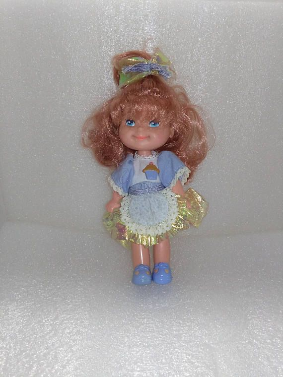 Check out this item in my Etsy shop https://www.etsy.com/listing/553333565/mattel-1988-cherry-merry-muffin-dolls