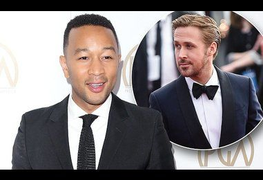 John Legend 'jealous' of Ryan Gosling in La La Land