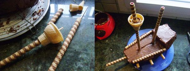 Gâteau pirate 5