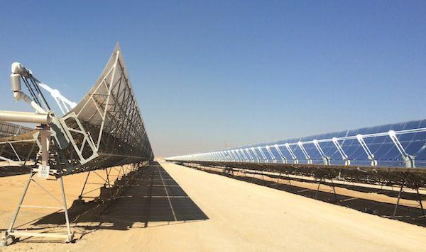 Solar Power Plant In Oil-Rich Abu Dhabi Beats Expectations — Again