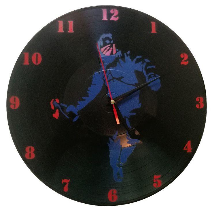 Ceasuri handmade de perete - HOOLIGAN