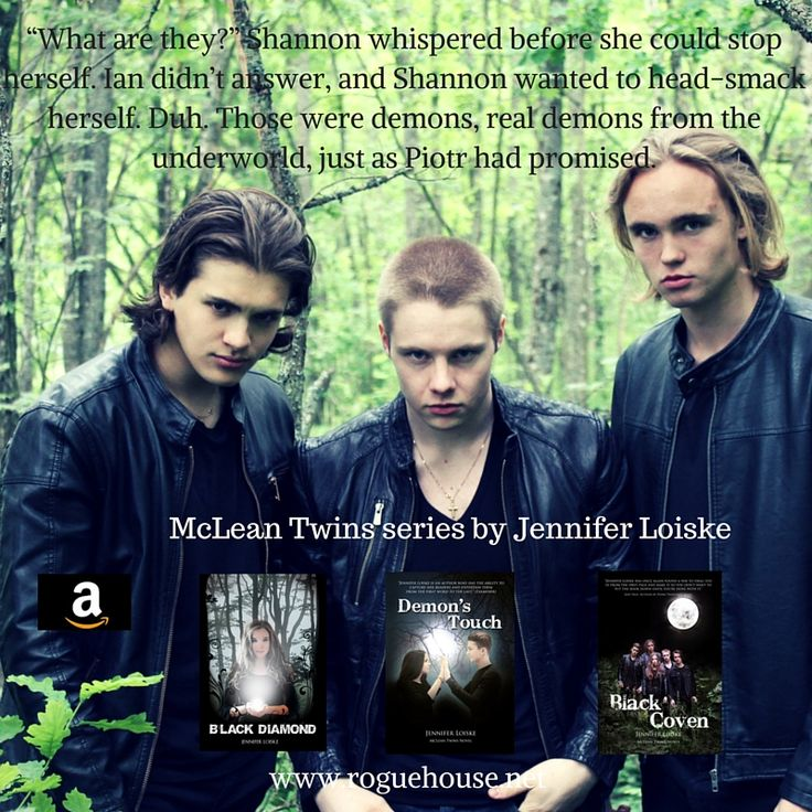 Dark, suspenseful, dangerous...BLACK COVEN is here! You can start reading McLean Twins series here: http://authl.it/B00B3Y92S8