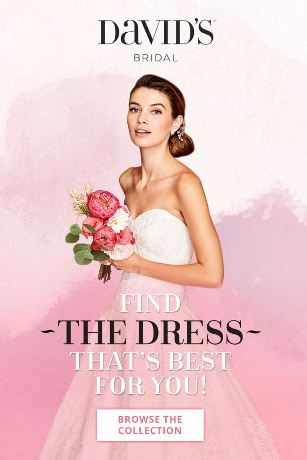 Take Our Wedding Dress Quiz To Find The Perfect For You Pick Your Style Neckline And Body Type Discover Stunning Bridal Gown Options From