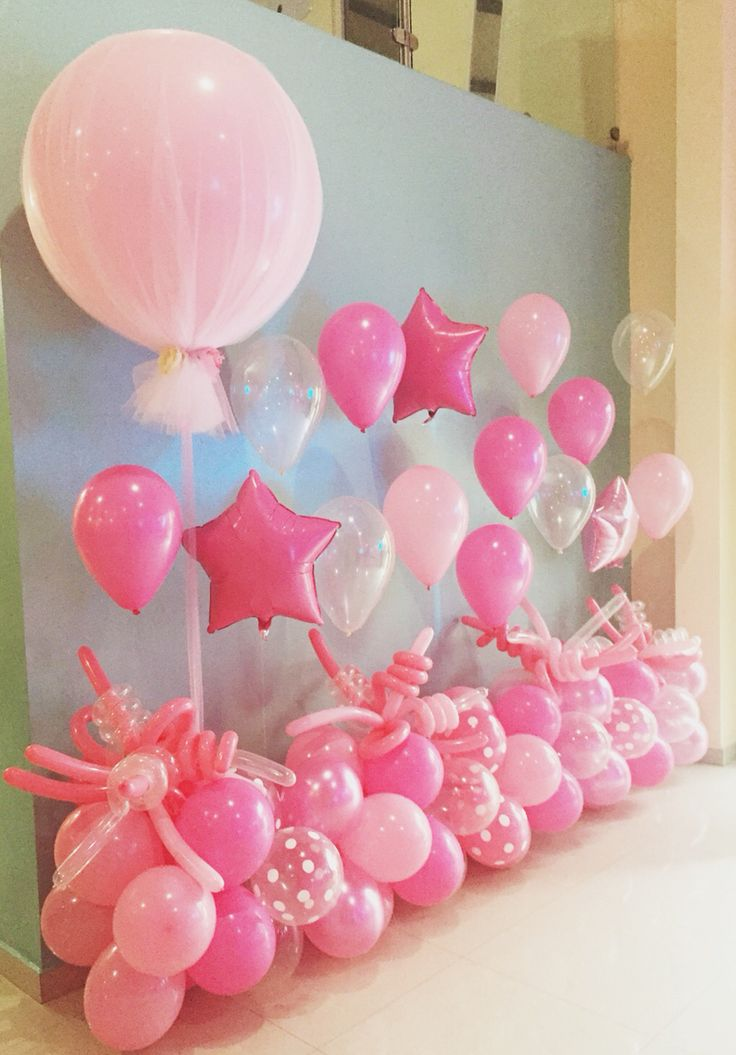 Balloons Tutu's Party By D'fiesta