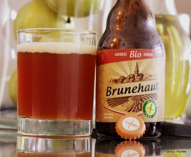 A review of #Brunehaut a #Glutenfree beer from #Belgium.