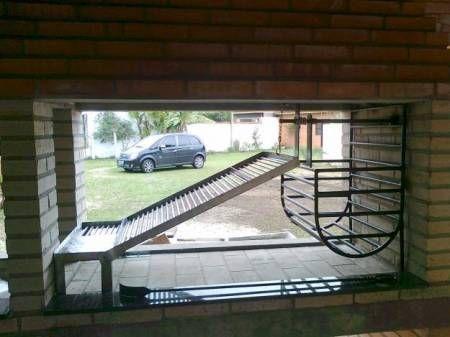 Grelha uruguaia (parrilla) Cachoeirinha, Rio Grande do Sul - Decoração Casa no…