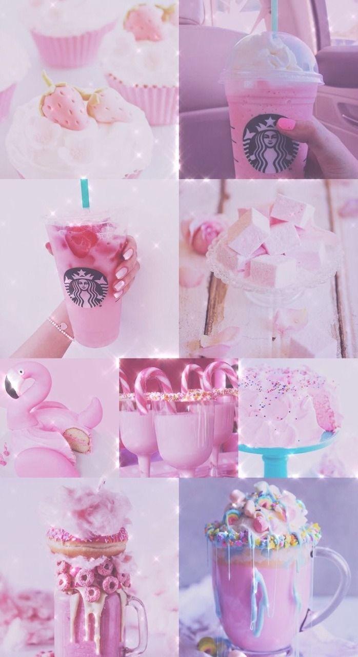 Wallpapers Pink Wallpaper Iphone Starbucks Wallpaper Glitter Wallpaper Galaxy unicorn wallpaper starbucks