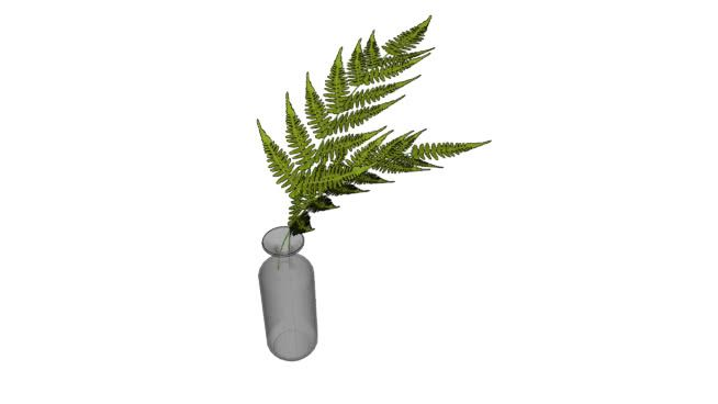 Large preview of 3D Model of vase
