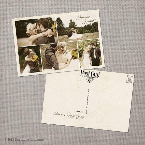 vintage-wedding-postcard-thank-you-cards