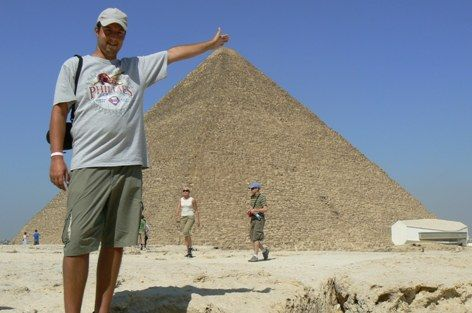 Obowiązek zrobienia tradycyjnego zdjęcia z  Egiptu !