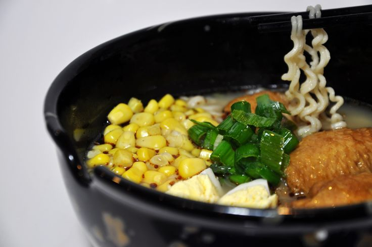 Instant Noodle w/ Marinated #Chicken Wings #滷水雞翼公仔麵  #卤水鸡翼公仔面