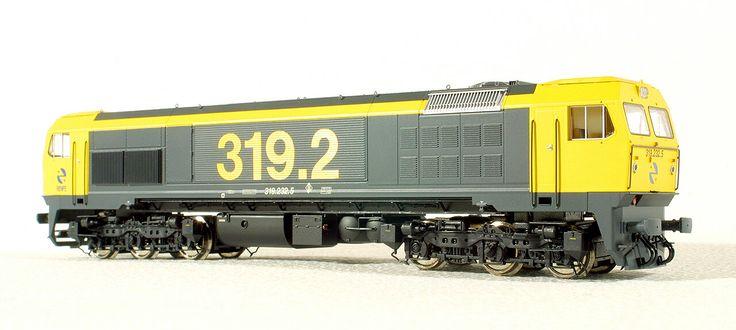 Locomotore diesel