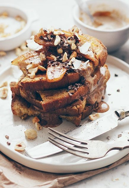 ... | other on Pinterest | French toast, Baked french toast and Matcha