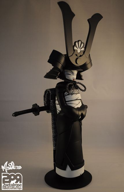 Maiko Midnight Assassin by 2PetalRose