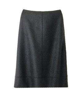 A-line Skirt a skirt with a slight flare, roughly in the shape of a capital letter A ( other types-Straight skirt or Pencil skirt, Full skirt,Short skirt,Bell-shaped skirt,A-line skirt,Pleated skirt,Circle skirt,Hobble skirt,Ballerina skirt,Broomstick skirt,Bubble dress/skirt,Cargo skirt,Dirndl skirt,Jean skirt,Leather skirt,Kilt-skirt,Maxiskirt, Microskirt,Midi skirt,Miniskirt,Poodle skirt, Prairie skirt,Rah-rah skirt,Sarong,Scooter skirt Tiered skirt,Trouser skirt,T-skirt, Lehenga,)