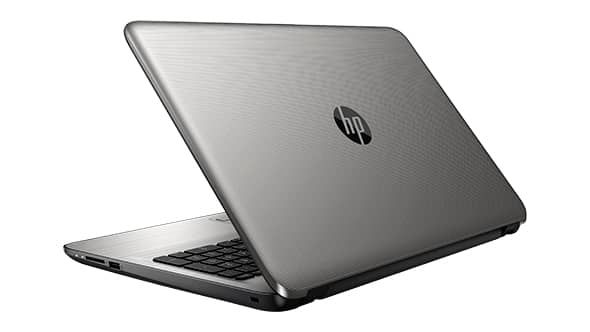HP Notebook 15-ay091ms Signature Edition Laptop rear view