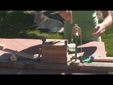 Rube Goldberg - grade 5