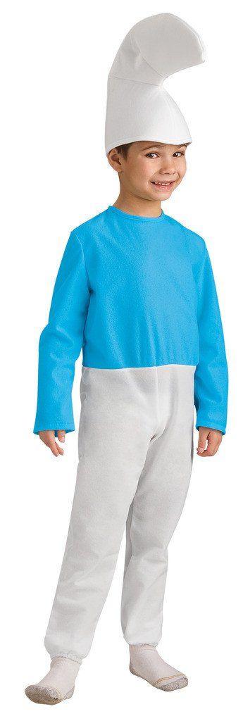 The Smurfs-Smurf Child Costume