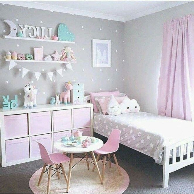 Bedroom Paint Color Schemes And Design Ideas Bedroom For Girls Kids Girl Bedroom Decor Toddler Rooms