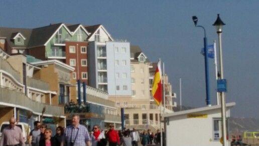Boscombe coloured hotels