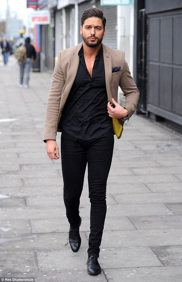 Goodbye Maz: Mario Falcone has announced his resignition from The Only Way Is Essex, much ...