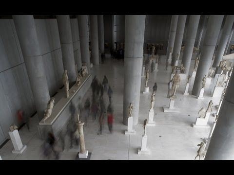 Celebrating World Tourism Day 2012 at the Acropolis Museum_Long Version (English)
