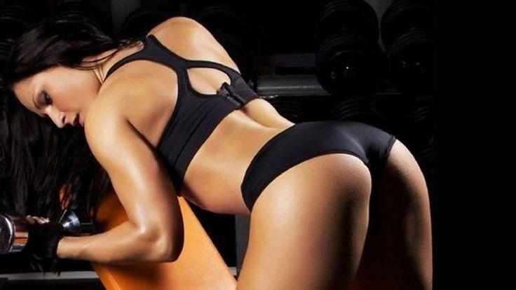 Спортивные девушки мотивация   красивые девушки в фитнес зале! Секси дамы!