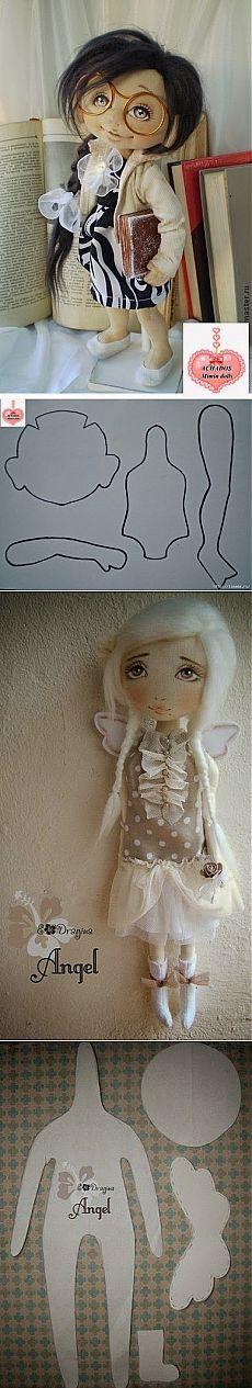 Mais 3 cuties para o seu & quot; hamster Burrows & quot; / Vários brinquedos artesanais / PassionForum - master classes em needlework