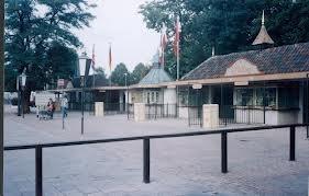 Oude ingang Efteling