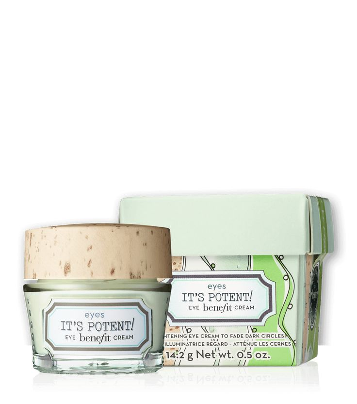 it's potent! dark circle eye cream | Benefit Cosmetics
