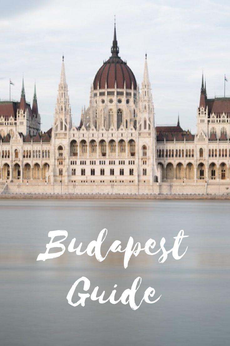 Was musst du in Budapest unbedingt gesehen haben und welche Insidertipps solltest du vor deinem Städtetrip nach Budapest unbedingt kennen!