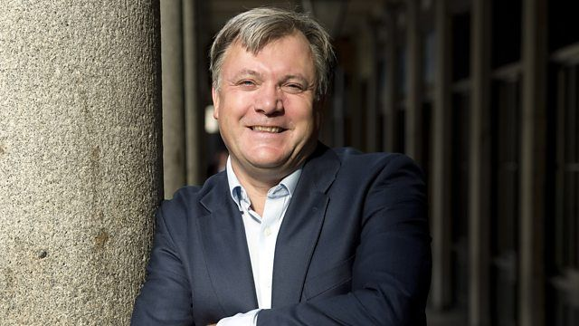 Strictly Come Dancing - Ed Balls revealed as the first Strictly celeb of 2016!
