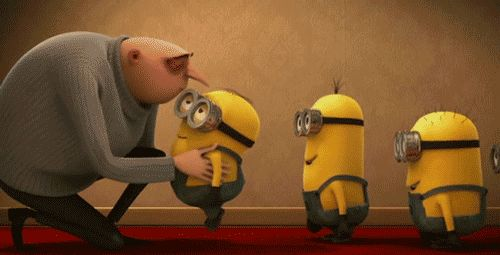 They would be our best friends. | 15 Reasons We Wish We Had Minions