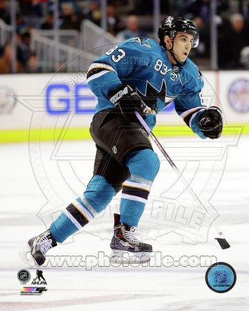 San Jose Sharks - Matt Nieto Photo