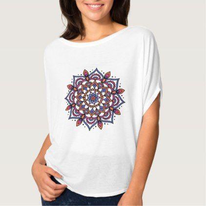 Mandala T-Shirt  $33.00  by MySummerStore  - custom gift idea